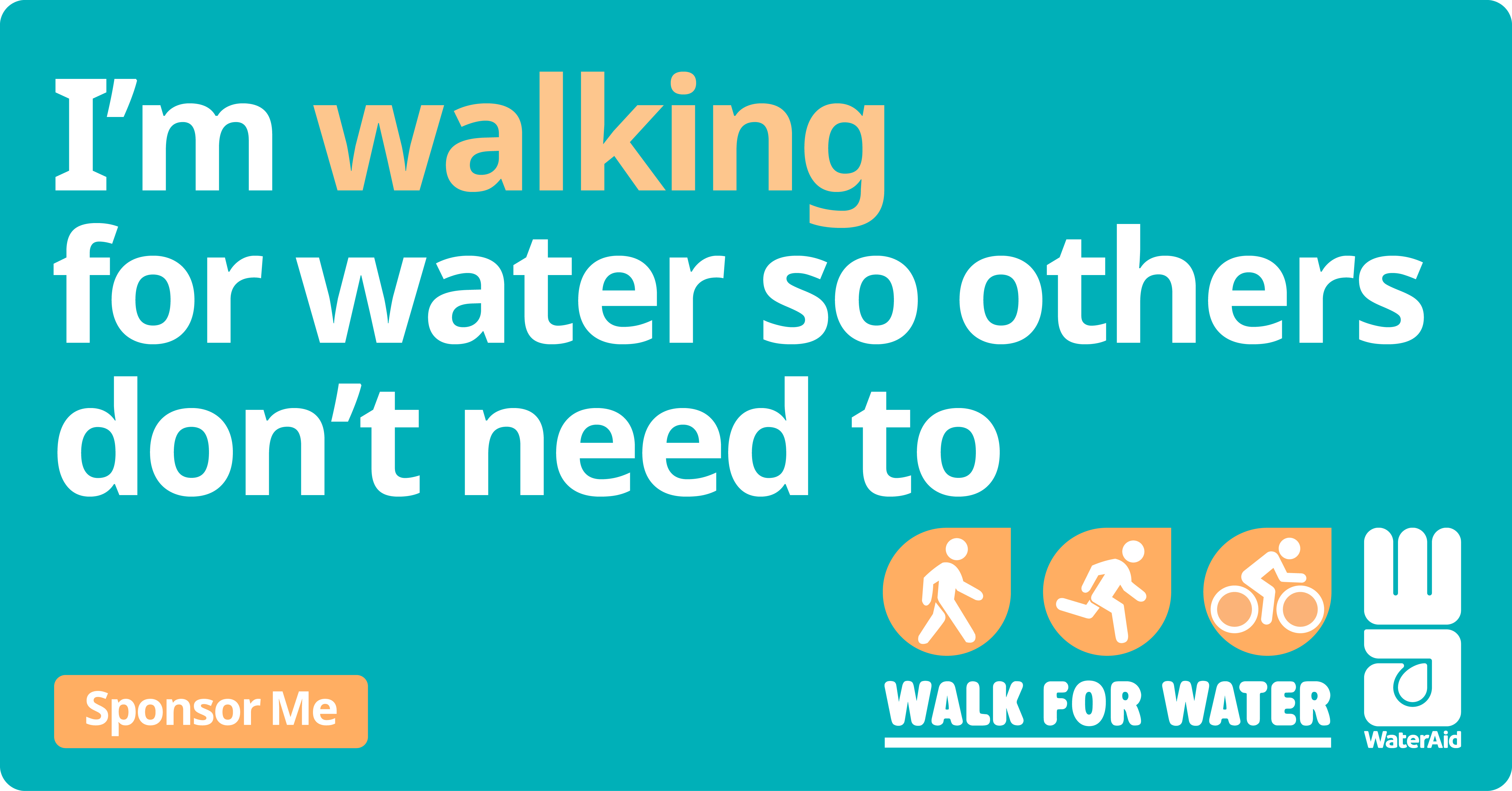 Walk for Water Social Tile 12
