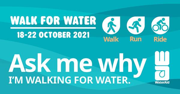 Walk for Water Social Tile 10