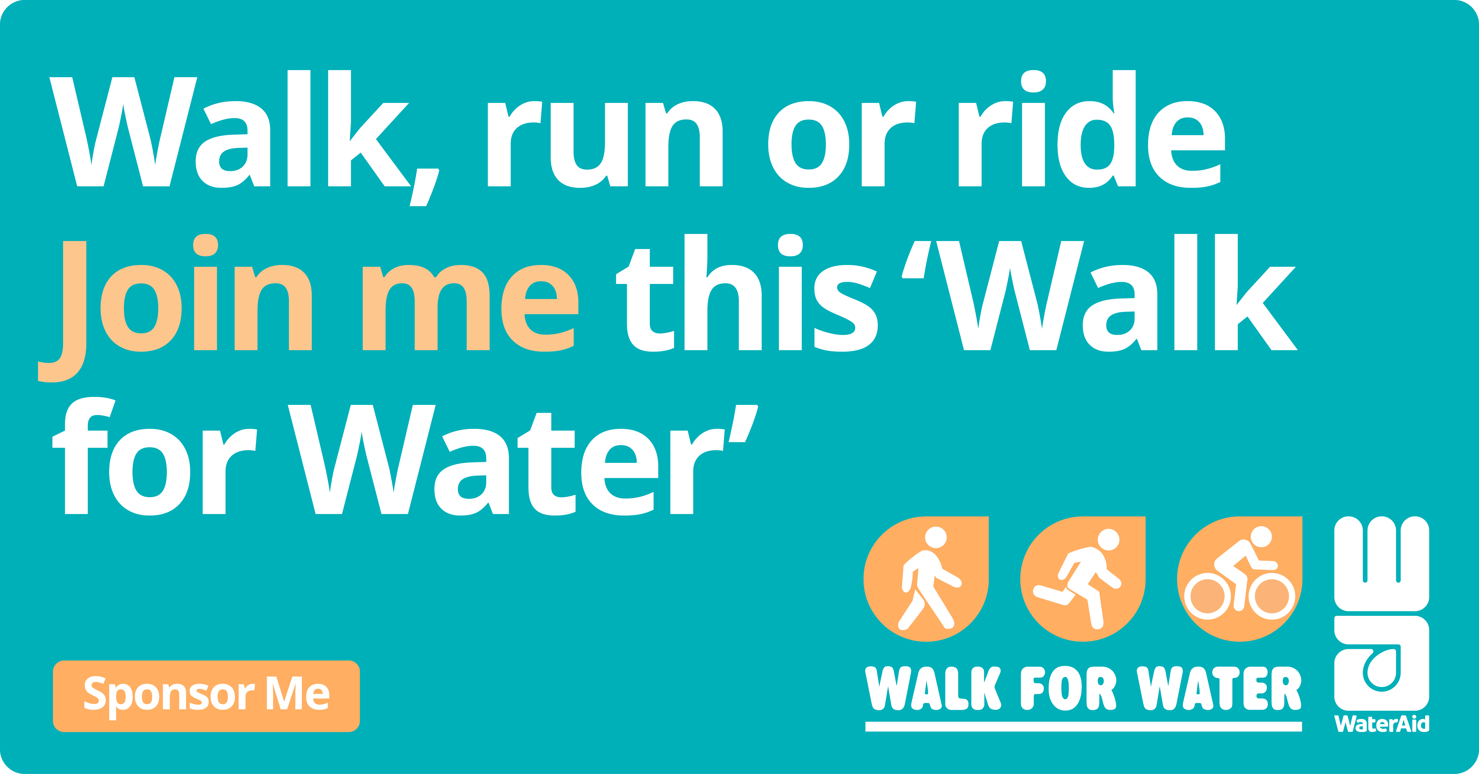 Walk for Water Social Tile 10
