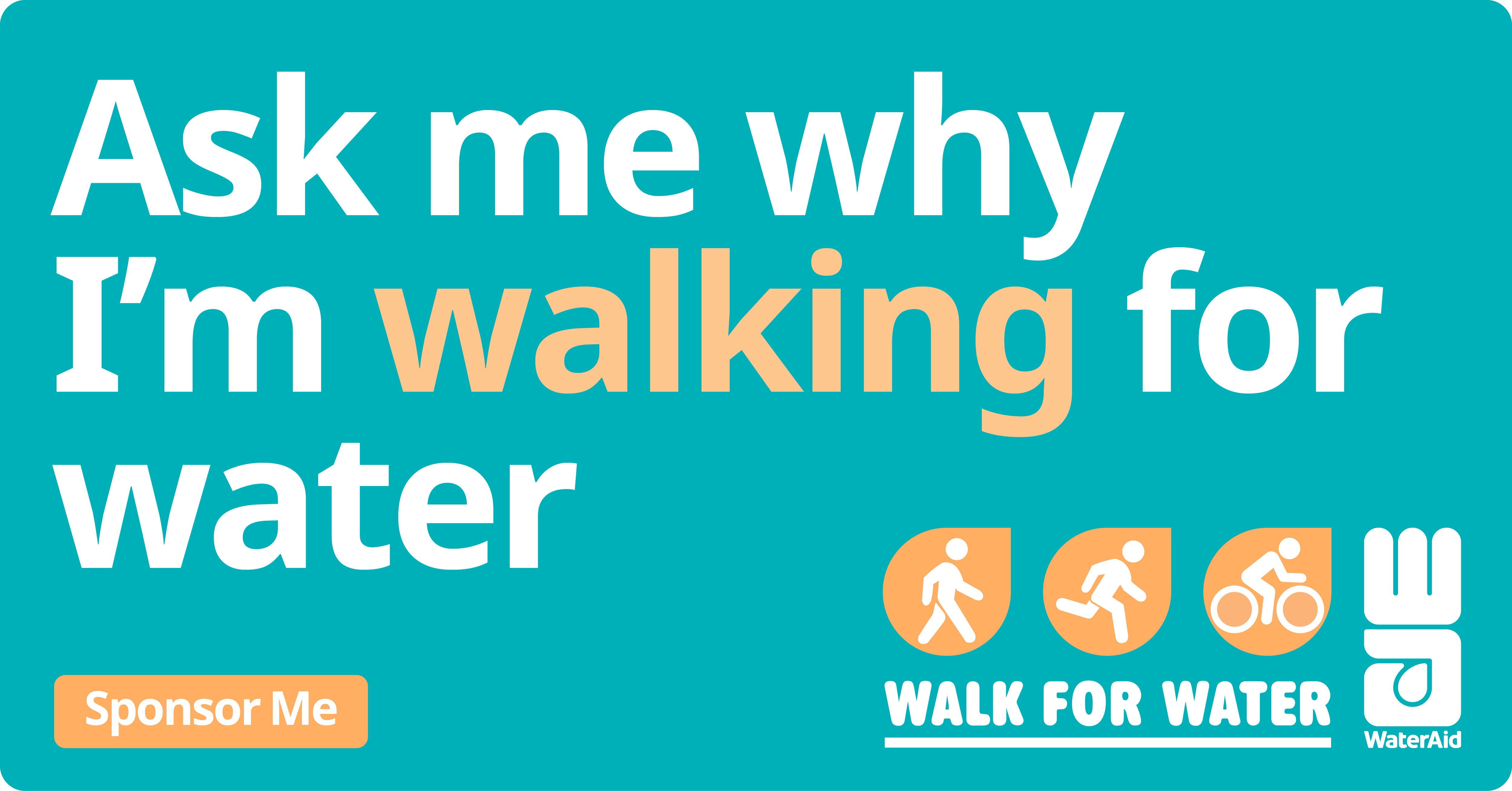Walk for Water Social Tile 2