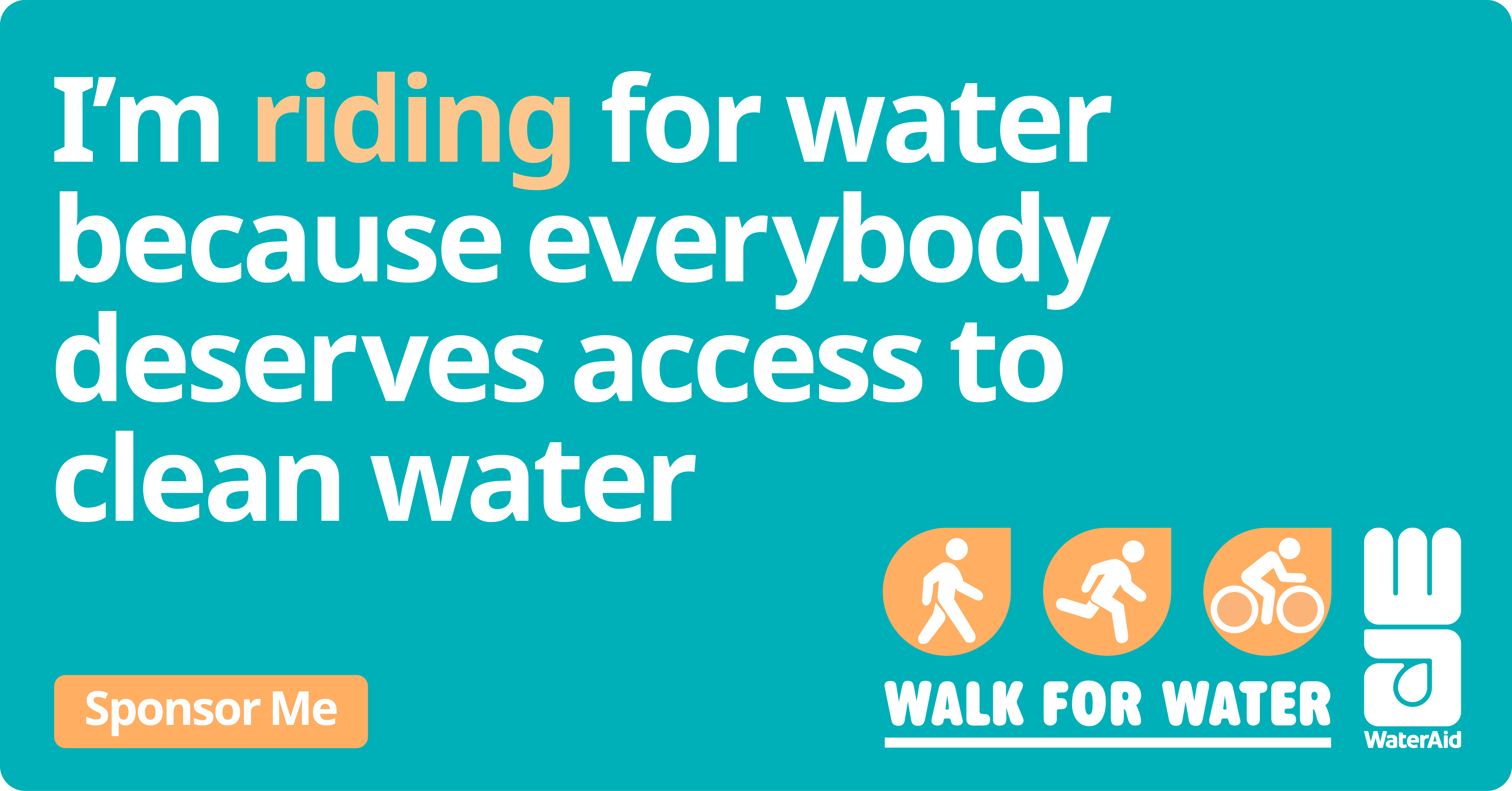 Walk for Water Social Tile 13