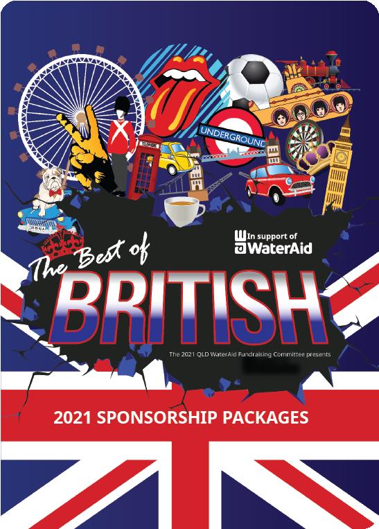 2021 Sponsorship Packages